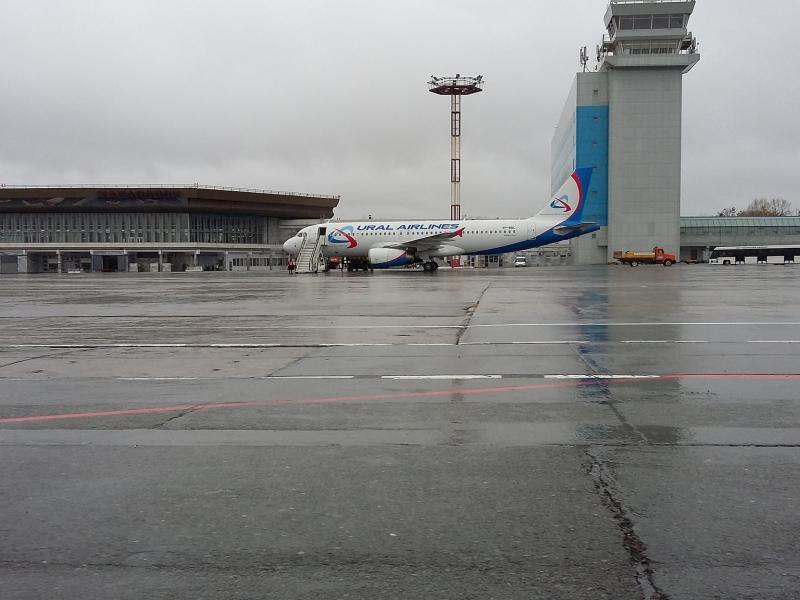 A320 VP-BDL