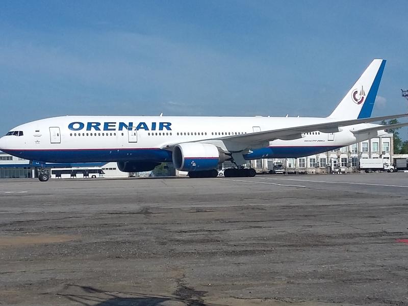 Boeing 777-200ER, а/к Россия, VP-BLA
