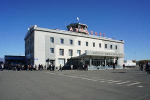 аэропорт Елизарово