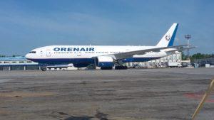 Boeing 777-200ER, Россия, VP-BLA