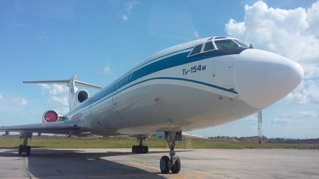 Ту-154м, RA-85084, ФСБ России