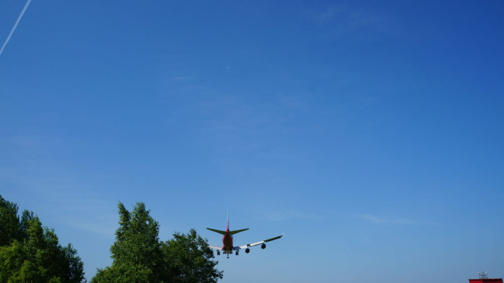 Boieng 747-400 EI-XLJ а