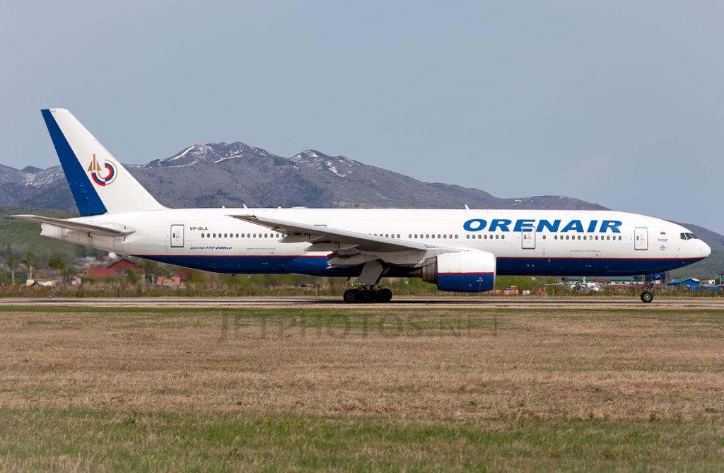 Боинг 777-200 VP-BLA