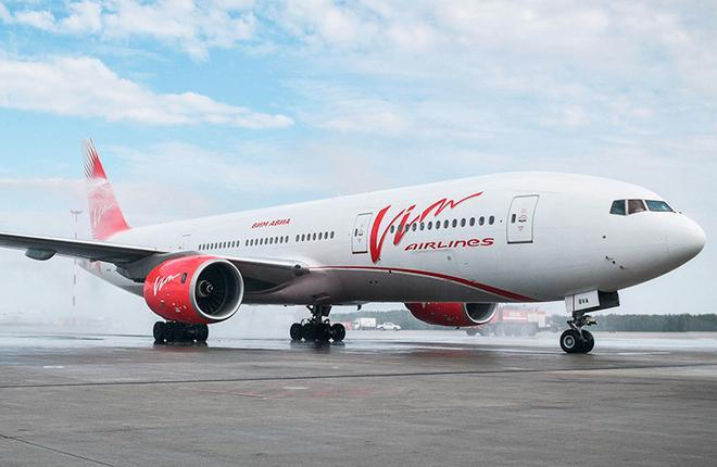 Авиакомпания ВИМ-Авиа собирается использовать Boeing-777 для полетов в Благовещенск