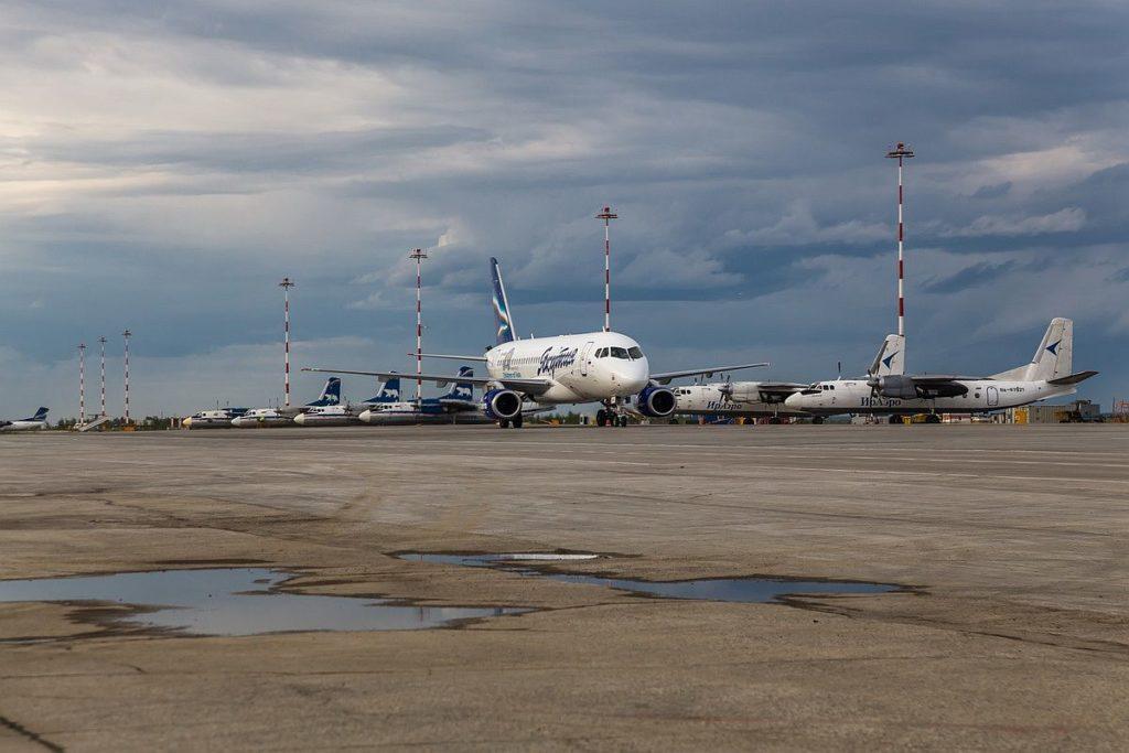 Объединение авиакомпаний Якутия и Полярные авиалинии одобрил ФАС