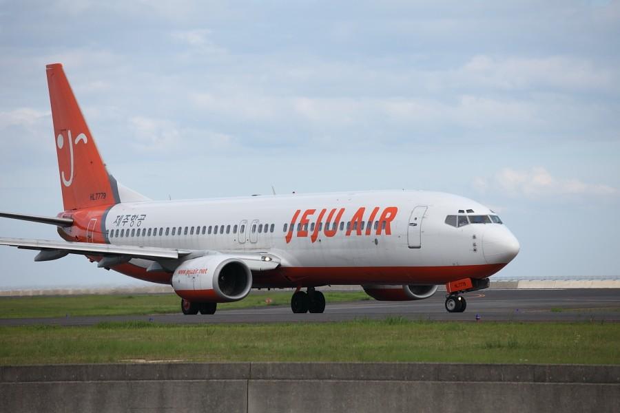 Авиакомпания Jejuair