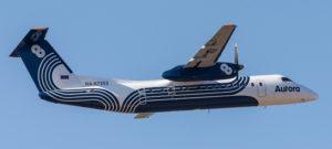 Пассажирам авиакомпании Аврора пришлось ждать вылета более семи часов.