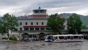 Реконструкцию аэропорта Петропавловска-Камчатского закончат до 4 сентября