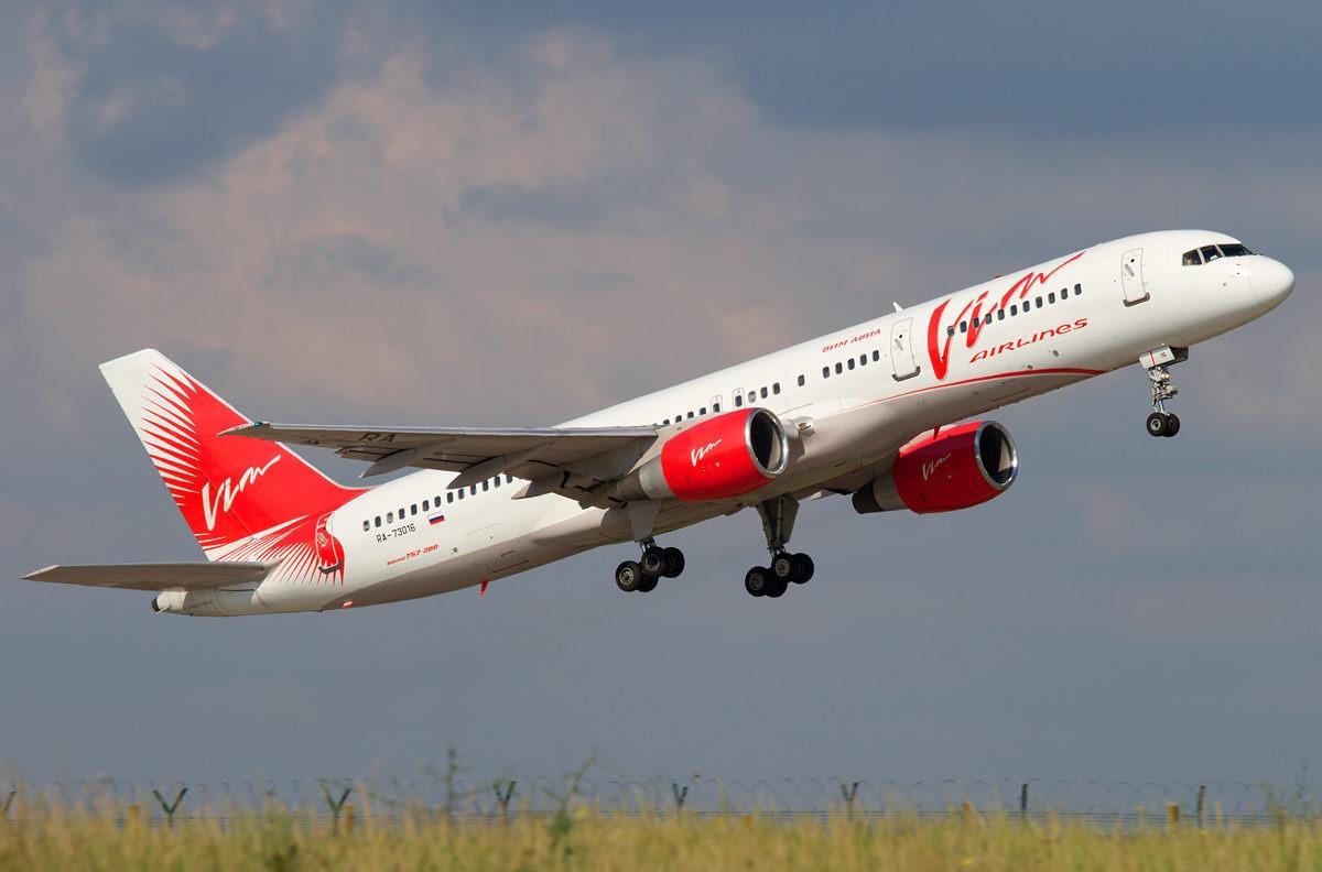 Самолет авиакомпании ВИМ-Авиа совершил аварийную посадку в Братске