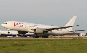 ВИМ-Авиа начала выполнять рейсы на Дальний Восток на Боинге 777