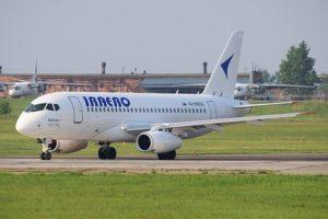 Авиакомпания ИрАэро открывает новый рейс в столицу Дальнего Востока