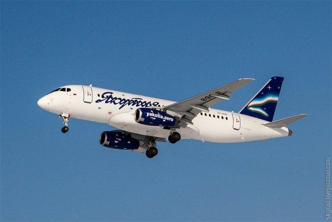 Авиакомпания Якутия подтвердила авиационный сертификат безопасности