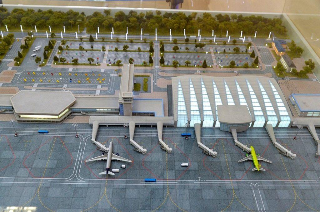 В проект реконструкции аэропорта Хабаровска внесли изменения