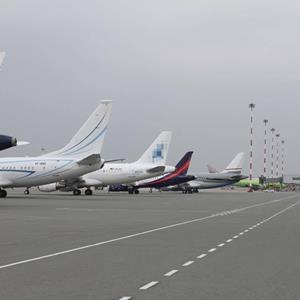 Итоги работы аэропорта Владивосток во время Восточного Экономического Форума
