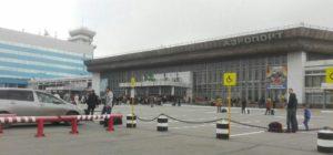 В аэропорту Хабаровска произошла задержка пяти рейсов из-за подозрительной сумки
