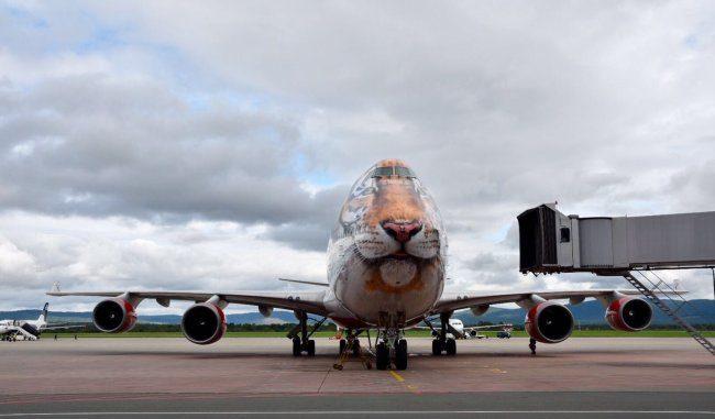 Тигролет выполнил свой первый рейс
