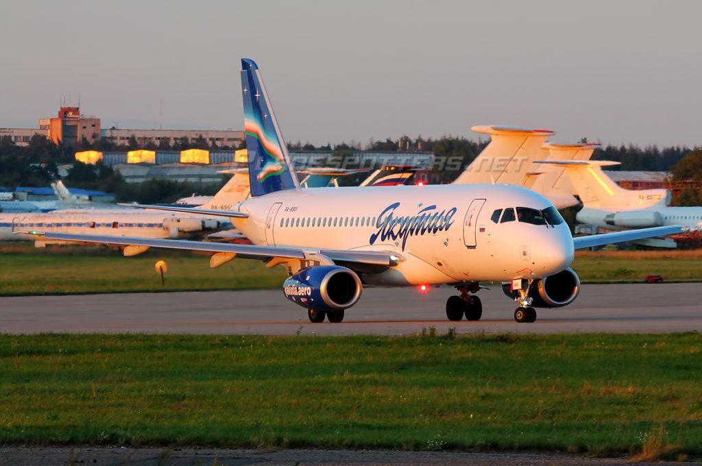 Итоги расследования происшествия с самолетом Superjet 100 авиакомпании Якутия
