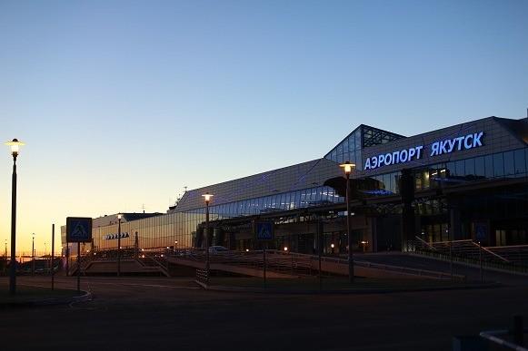 Аэропорт Якутска готов к зиме