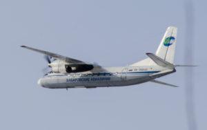 Возобновление авиасообщения между аэропортами Хабаровска и Комсомольска-на-Амуре