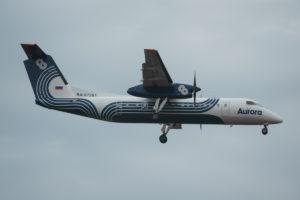 В аэропорт Комсомольска-на-Амуре приходит еще одна авиакомпания