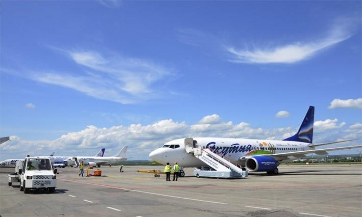 В зимнем расписании авиакомпании Якутия остался рейс в Сочи