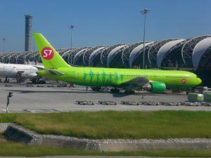 Из аэропорта Владивостока прямым регулярным рейсом в Бангкок