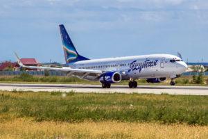 На чартерных рейсах между Камчаткой и Японией будет использоваться самолет большей вместимости