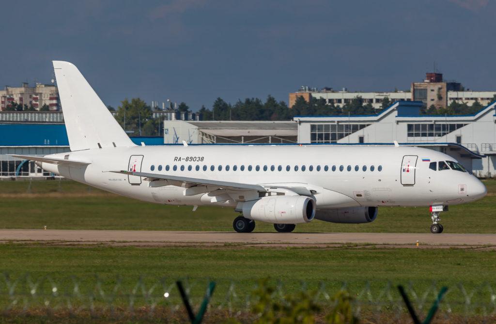 Авиакомпания Якутия получит четвертый Sukhoi Superjet 100