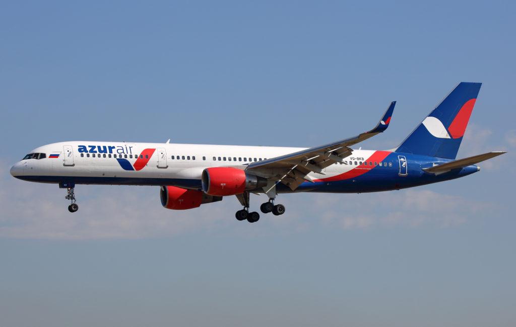 Самолету, вылетевшему из аэропорта Владивостока, пришлось сесть в Ханое