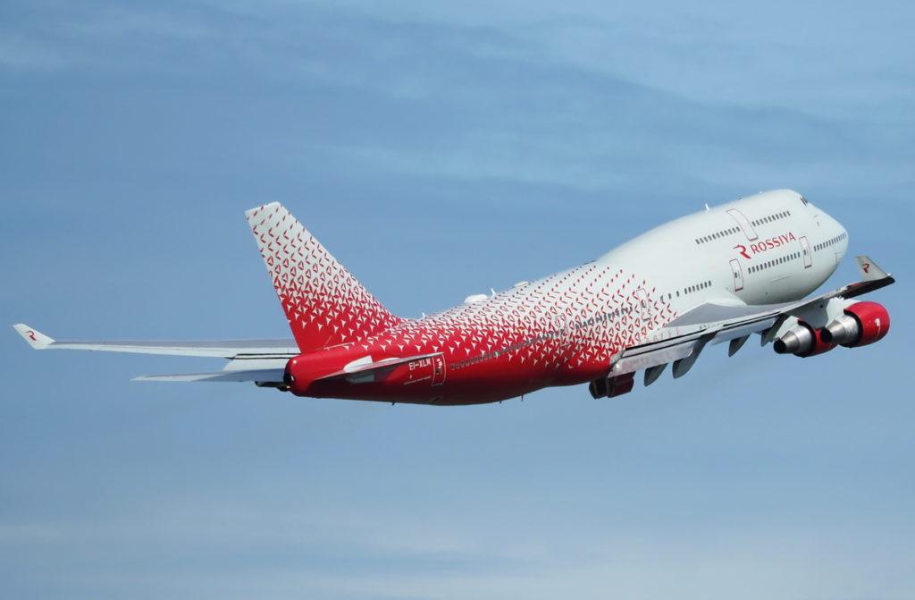 Самолет, названный в честь города, приземлился в аэропорту Хабаровска