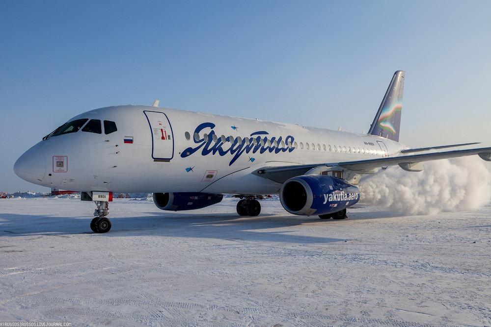Авиакомпания Якутия продолжает увеличивать количество маршрутов на Дальнем Востоке