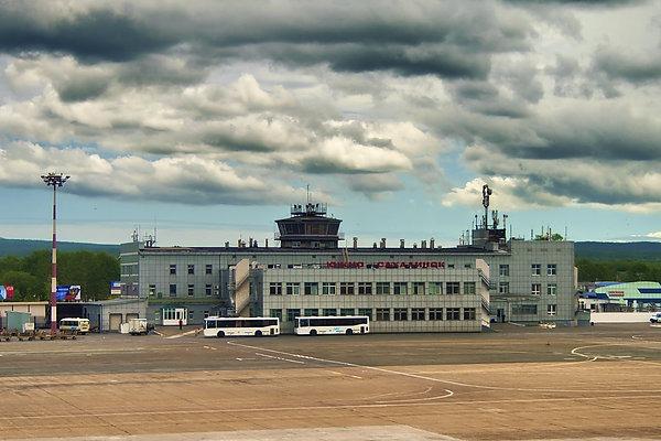 Аэропорт Южно-Сахалинска стал резидентом ТОР Горный воздух