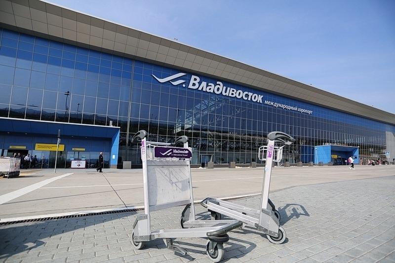 В аэропорту Владивостока продолжает увеличиваться пассажиропоток