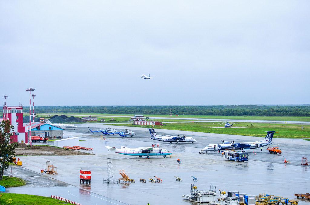 Правительства Сахалинской области уменьшает дотацию авиакомпании Аврора