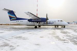 Увеличилось количество рейсов из аэропорта Якутска в Усть-Неру и Жиганск