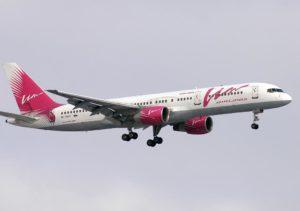Самолет, летевший в Хабаровск вынужденно сел в аэропорту Новосибирска