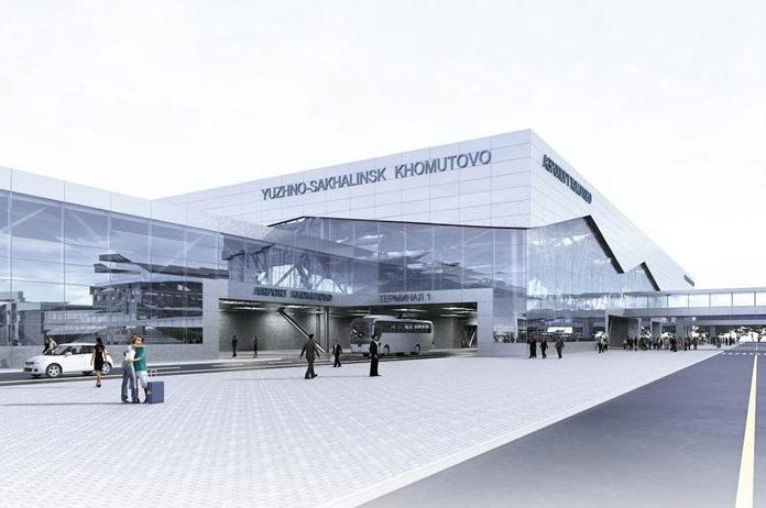 К 2019 году в аэропорту Южно-Сахалинска появится новый аэровокзальный комплекс