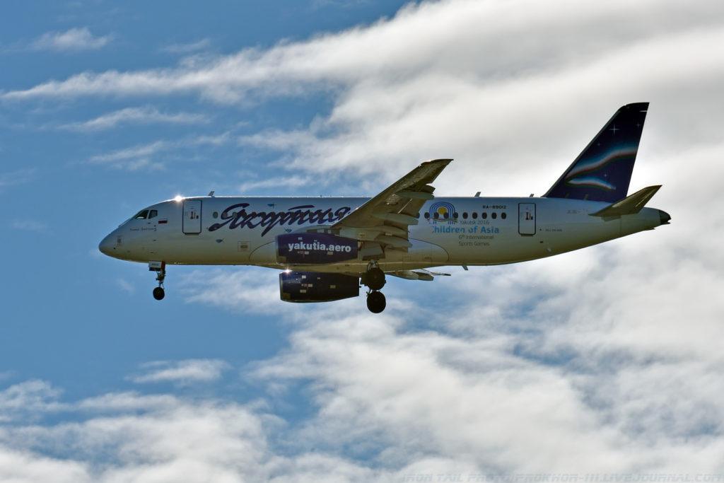 Из аэропорта Хабаровска в Петровавловска-Камчатский снова будет летать авиакомпания Якутия