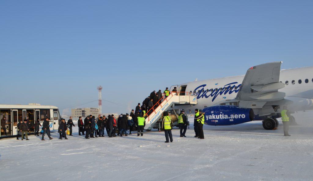Авиакомпания Якутия получит субсидирование перевозок
