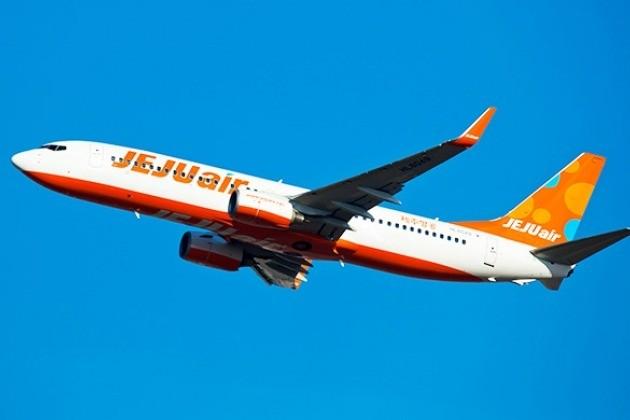 Авиакомпания Jeju Air весной начнет летать во Владивосток