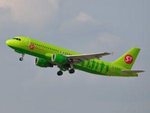В аэропорту Владивостока прошла экскурсия для сотрудников авиакомпании S7 Airlines