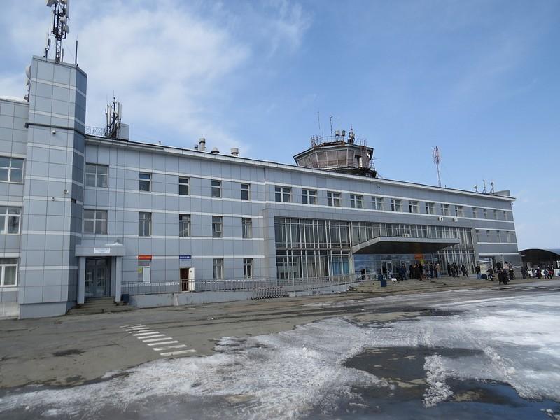 Доступность аэропорта Южно-Сахалинска для лиц с ограниченными физическими возможностями