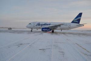 Чартерные рейсы из аэропорта Хабаровска в Фуюань будут выполняться до весны