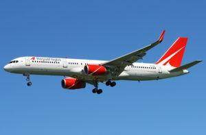 Boeing 757-204(WL) бортовой номер VP-BOO