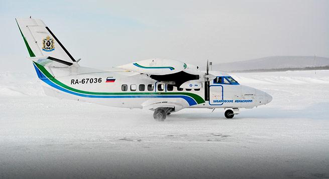 Авиакомпания Хабаровские авиалинии теперь будет летать в поселок Нелькан