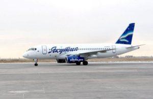 Авиакомпания Якутия ближайшее время получит еще один самолет Sukhoi Superjet 100