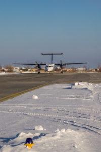 Вновь самолет авиакомпании Якутия вернулся в аэропорт вылета