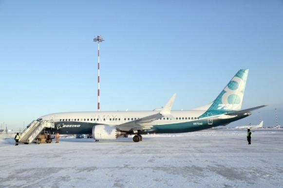 В аэропорту Якутска пройдут испытания самолета Boeing 737 MAX