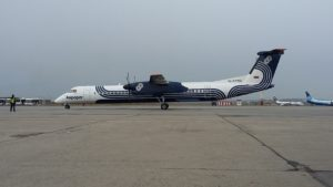 На чартерных рейсах из Хабаровска в Фуюань сменилась авиакомпания
