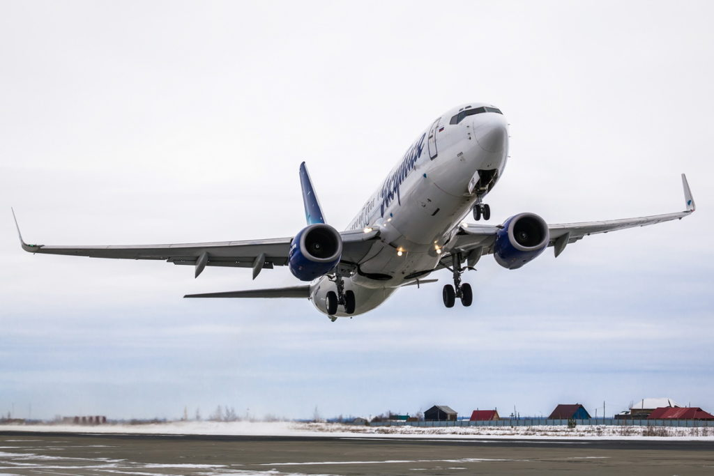 Boeing 737-800(WL), регистрация: VQ-BMP